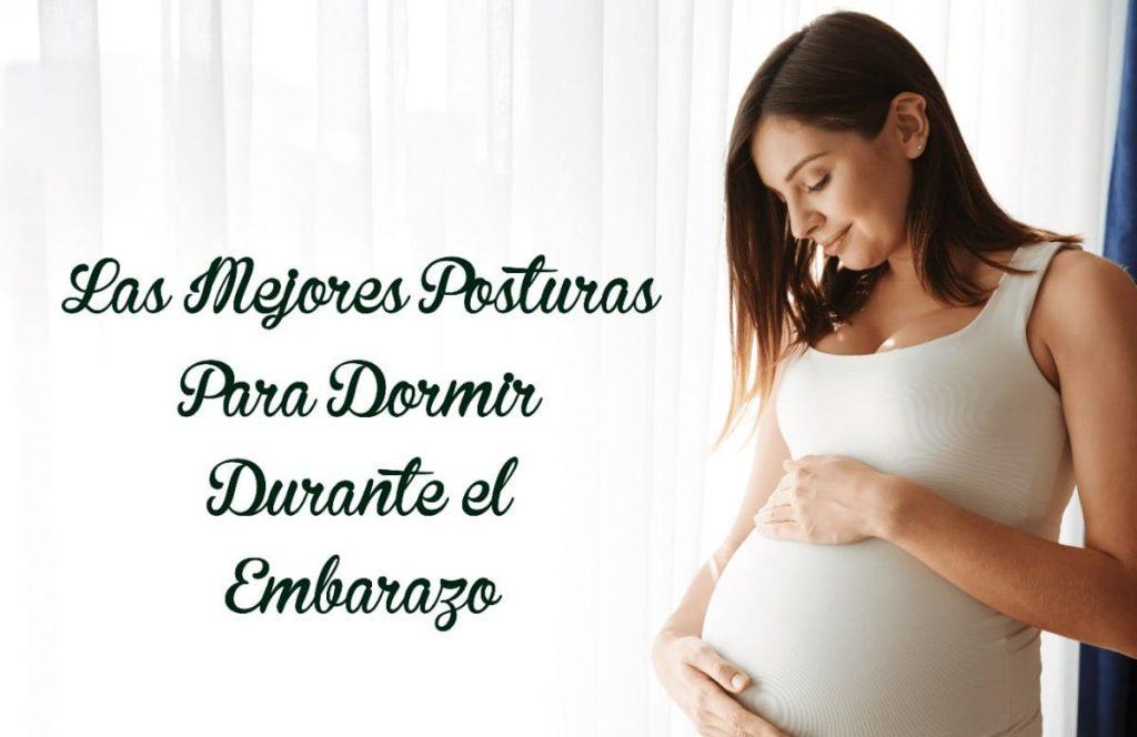 Las mejores posturas para dormir en el embarazo