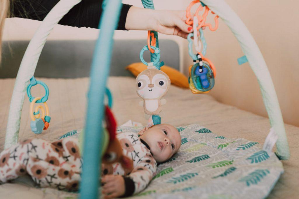 Preparativos para los bebés recién nacidos